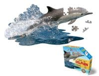 I AM LIL DOLPHIN - 100 Pieces|Madd Capp Puzzles